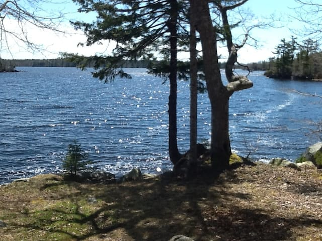 Trillium Cottage-Robertson Lake