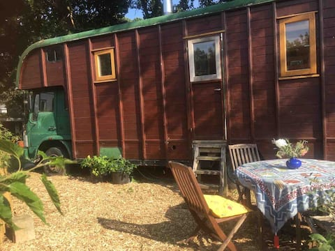 Bedford Horsebox Tiny House