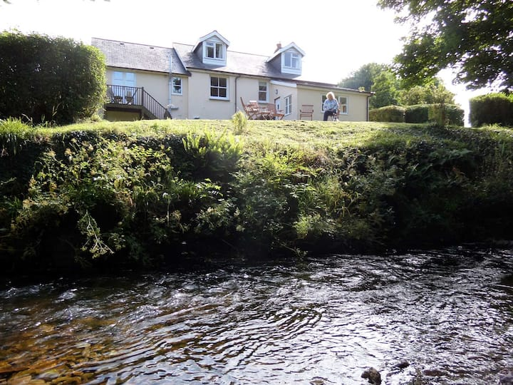 Riverside Cottage on Exmoor