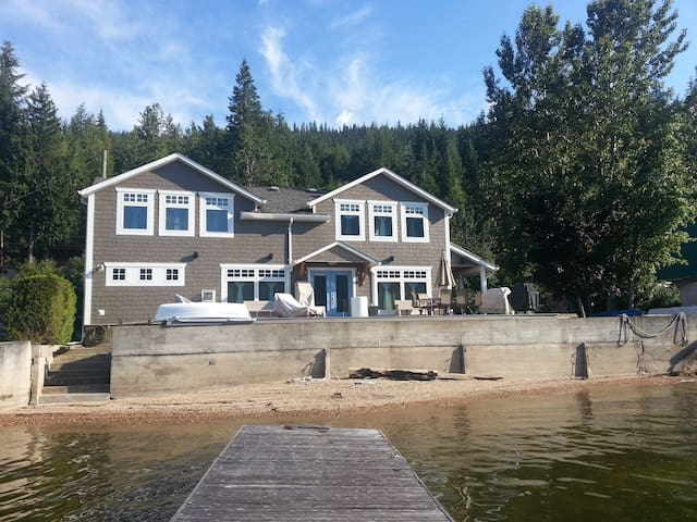 ANNIS BAY GETAWAY - Sicamous - House