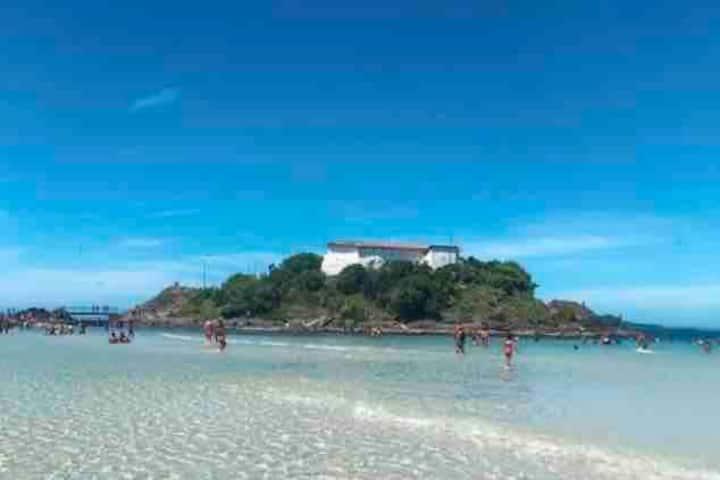 Cobertura Duplex na Praia do Forte Rj