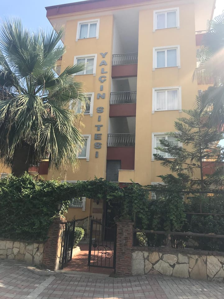 Apartment near Alanya Center