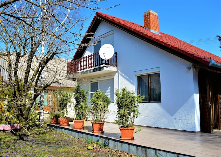 Balaton déli part, Fonyódliget, Liget apartman
