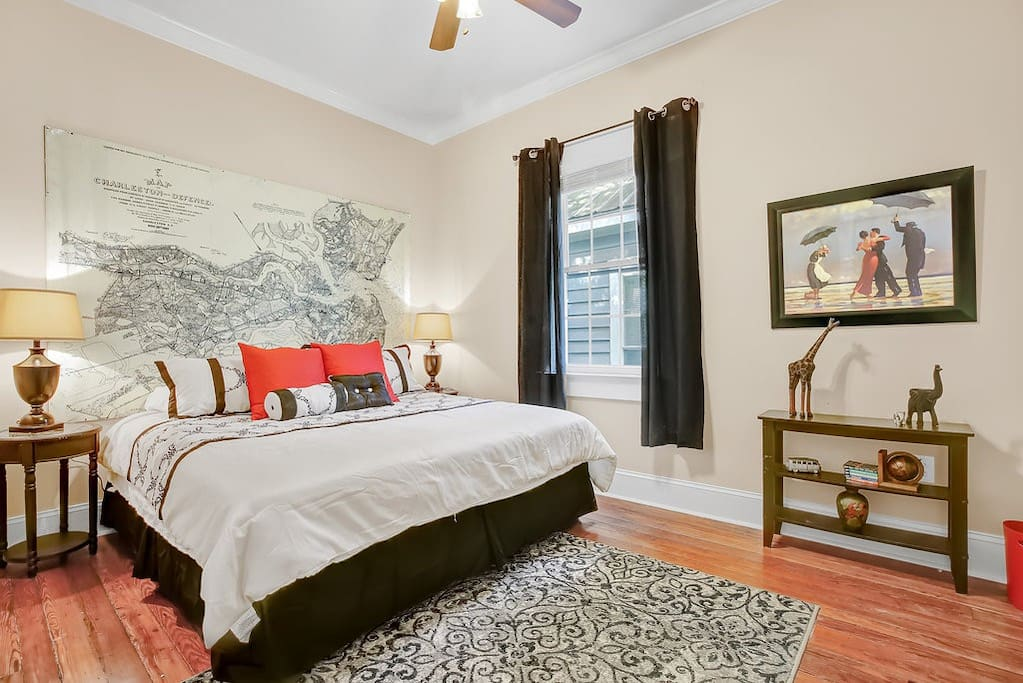 Charming downtown apartment appartements louer for Canape wilmington