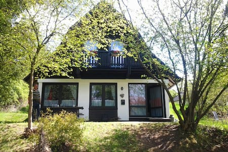Huis inclusief natuur, rust, ruimte - Frankenau - 独立屋