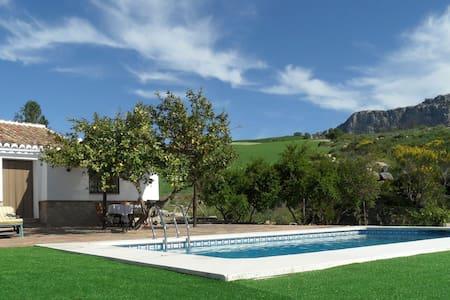 Casa de campo con en Andalucía con Piscina
