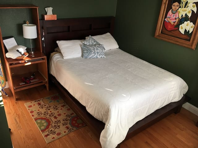 Nice & Clean Private Bedroom - South San Francisco