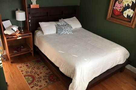 Nice & Clean Private Bedroom - South San Francisco - Dům