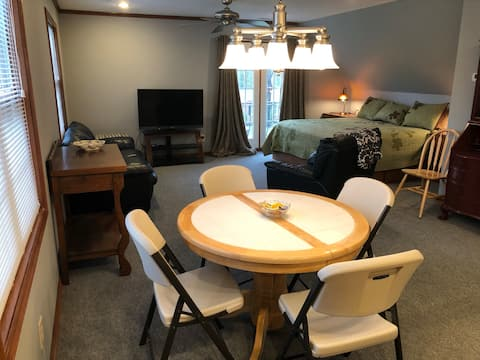 A Suite Greensboro Retreat