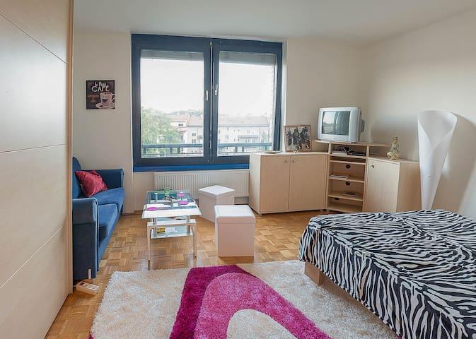 Nice quiet apartment in City center