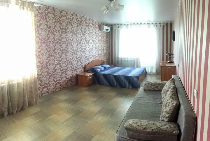 Квартира бизнес класса в центре на Октябрьской 221