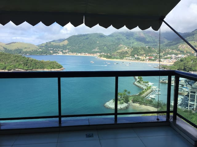 Enjoy the summer in the sea! Apt2bd Angra dos Reis