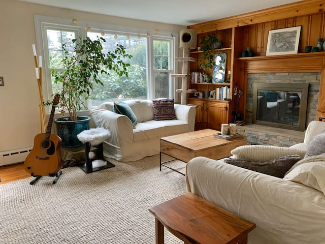 Bright 2 bedroom sanctuary close to everything