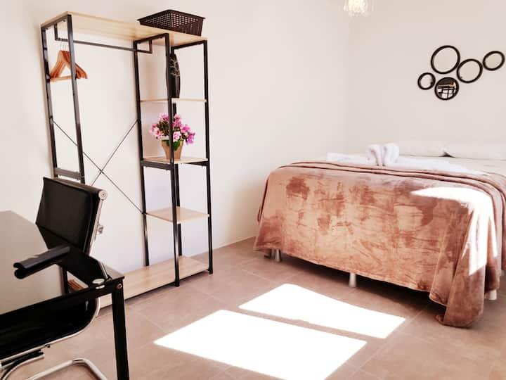 ⭐️Habitación #3 Casa con vista romántica Guatemala