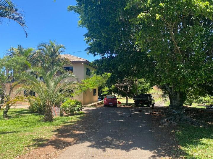 Casa de campo em Sapopema