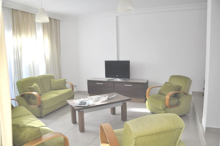 3 Bedroom Apartment In The Center Of Girne