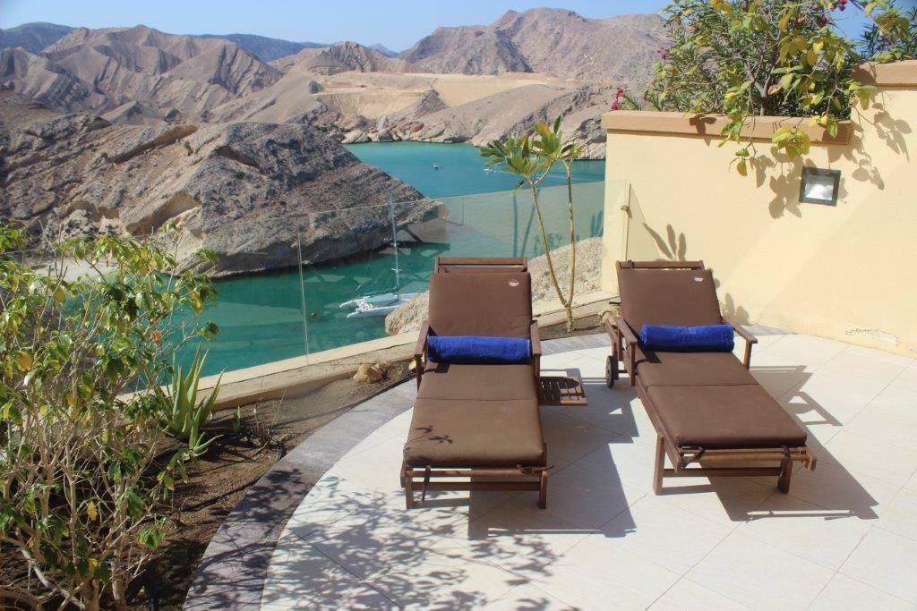 Private garden to sunbathe & relax.