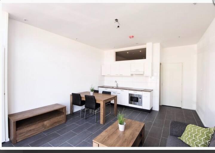 Appartement op loopafstand van strijp-S