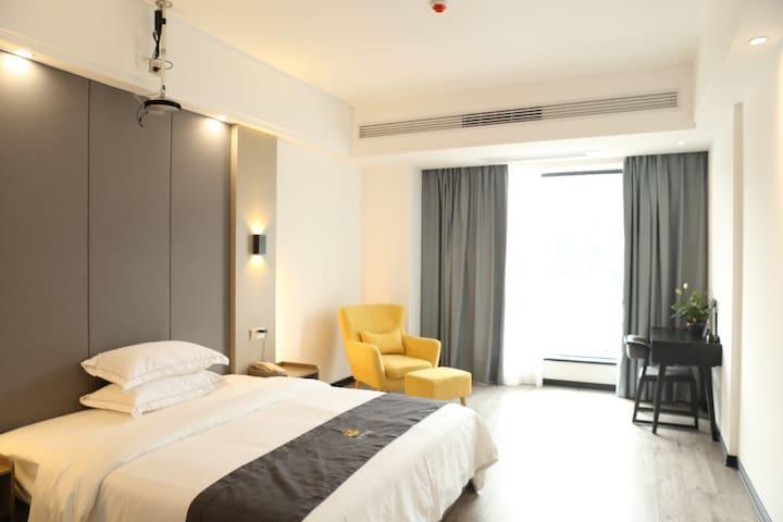 【Hexi hotel】Standard single room