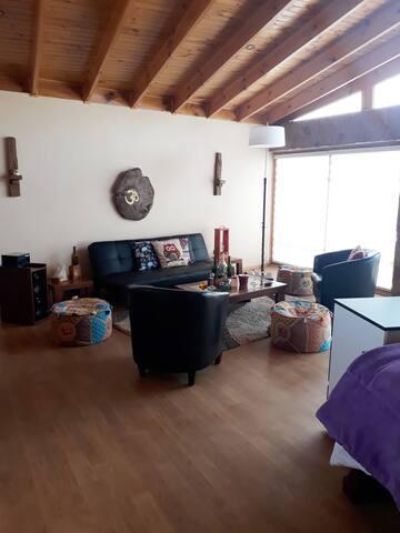 Centro de relajacion y alojamiento para disfrutar