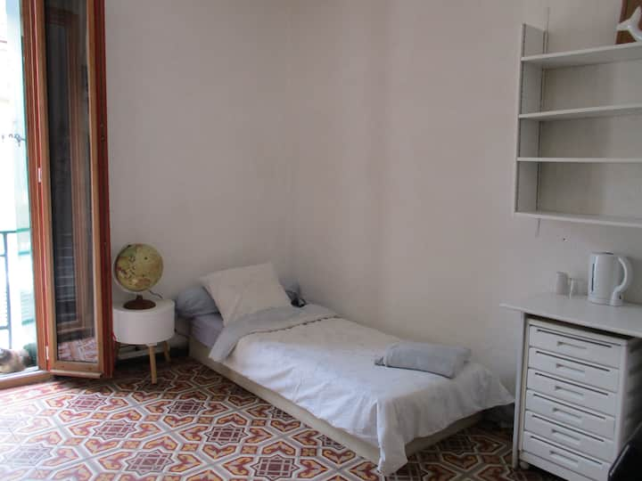 Chambre 1/2 pers proche Montpellier/Mer/Palavas