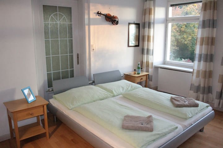 bright and cosy room - Kennelbach - Daire