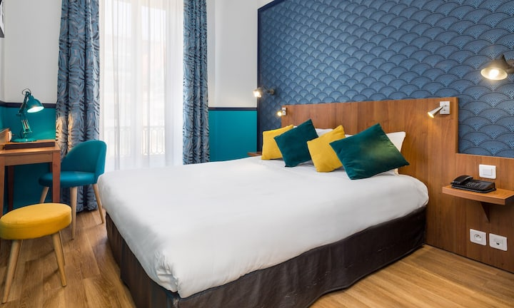 Hôtel Nap*** Double room in the heart of Nice
