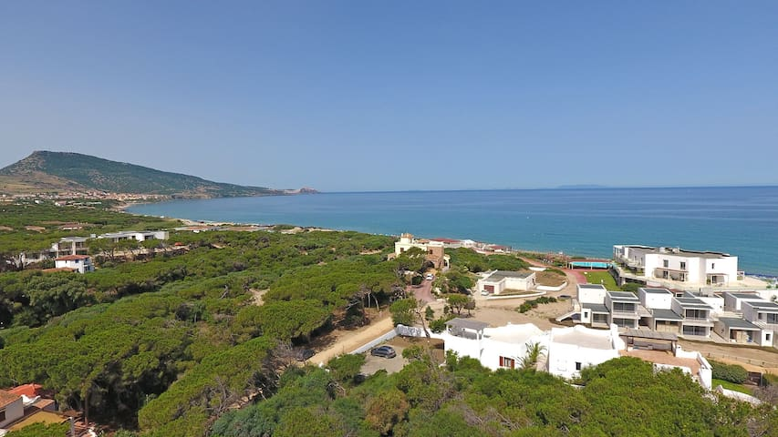 Move to Sardinia Villa Pineta