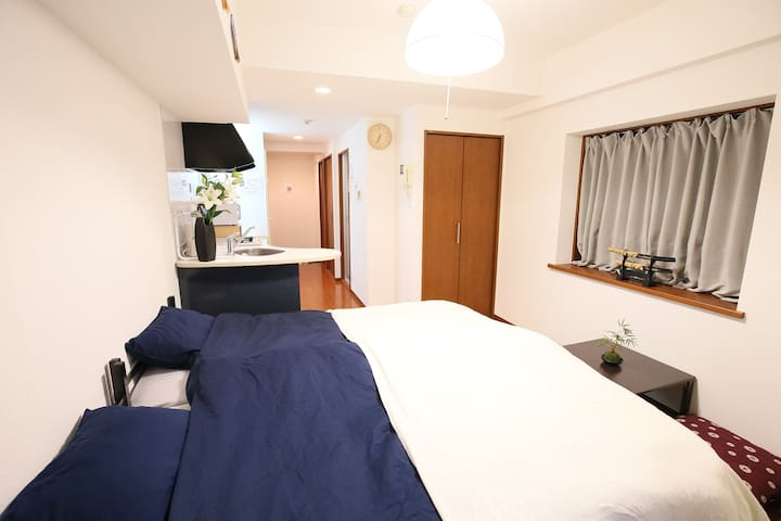 New!!Cosy Japanese style room near Shinjuku - Shinjuku-ku