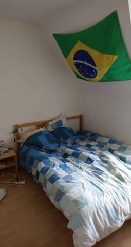 Chambre dans collocation à Carquefou