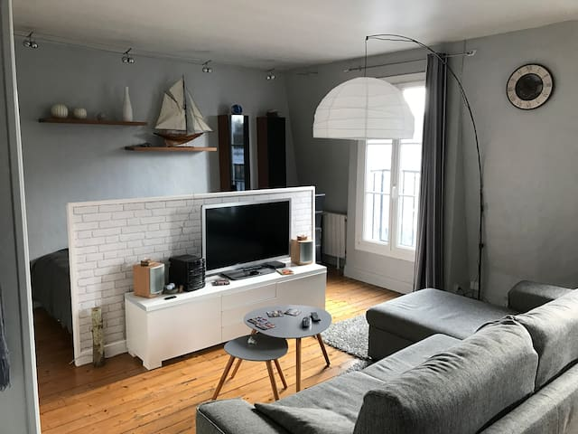 Studio Design Trocadéro/ChampsElysées/Etoile - Paris - Wohnung
