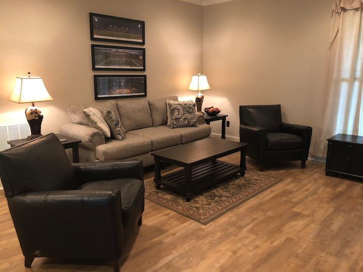Family friendly near MSU! No cleaning fees!