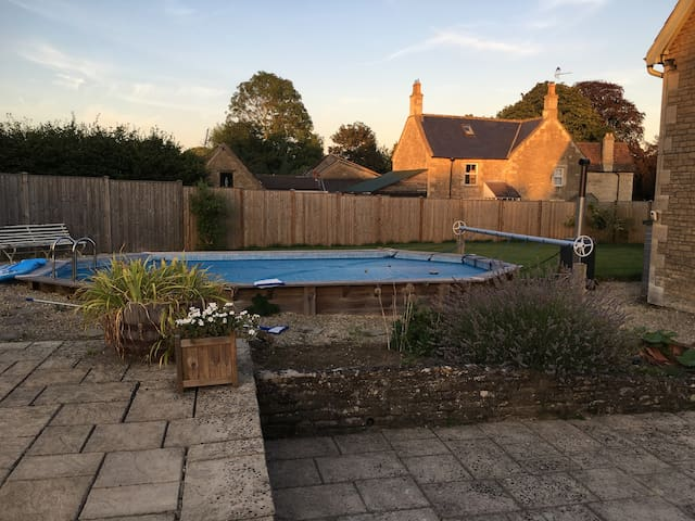 Double room available in large country house