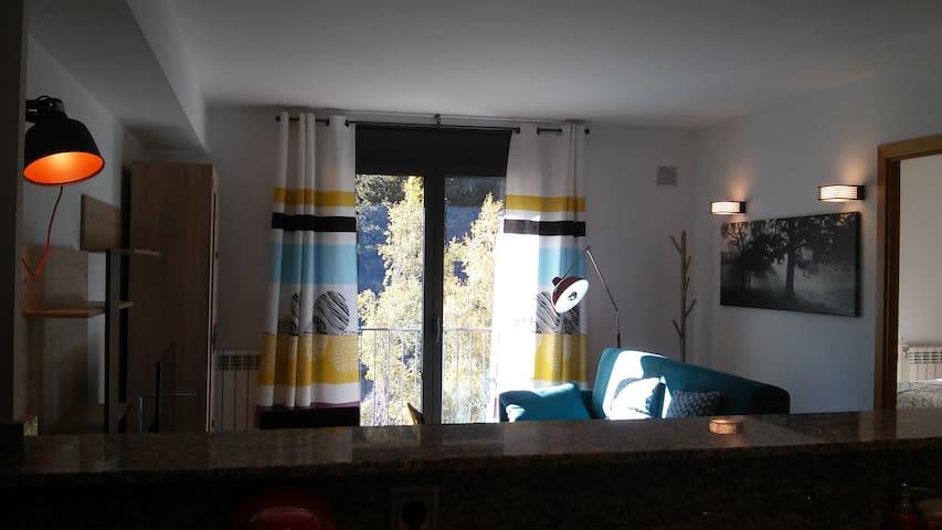 Apte nou i de qualitat al costat del riu a Ransol - Canillo - Apartament