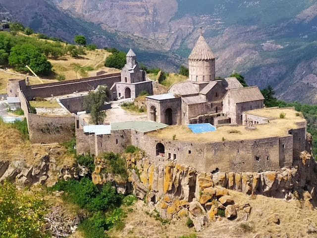 Sveta Bed and Breakfast Tatev