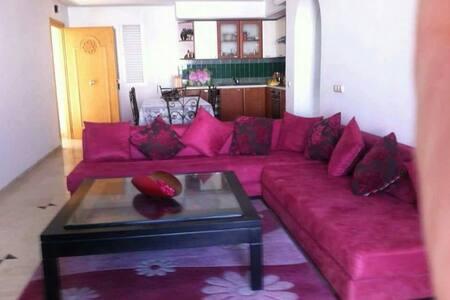 appartement  Zahra - Hammamet Sud