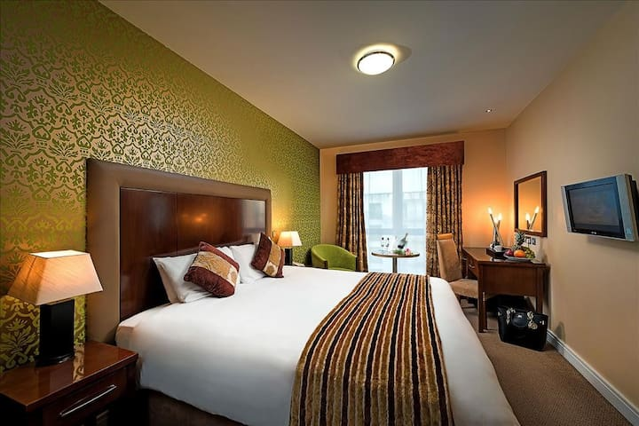 The George Hotel Limerick City Centre Double Room