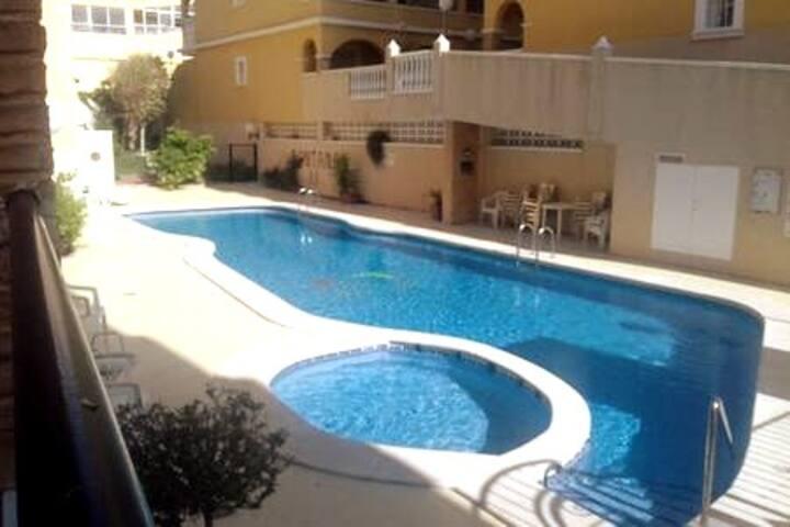 DM Fontana 2, Algorfa - 2 Bedroom Apartment