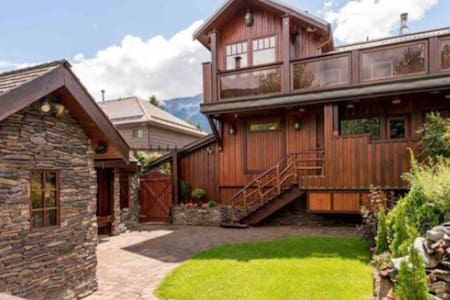 Luxurious guest house - Pemberton - Pension