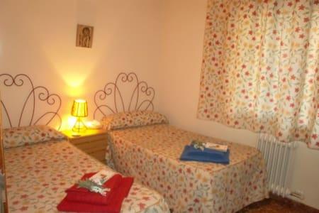Habitacion dos camas de 90 cm - Ciudad Real