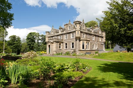 Crookston House Bed and Breakfast - Scottish Borders