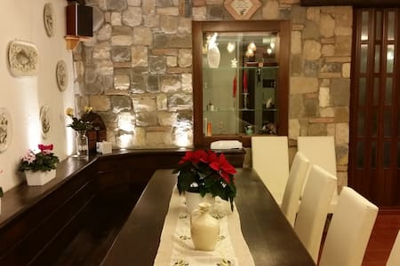 appartamento in stube da 1 a 3 posti con B&B - Bed & Breakfast
