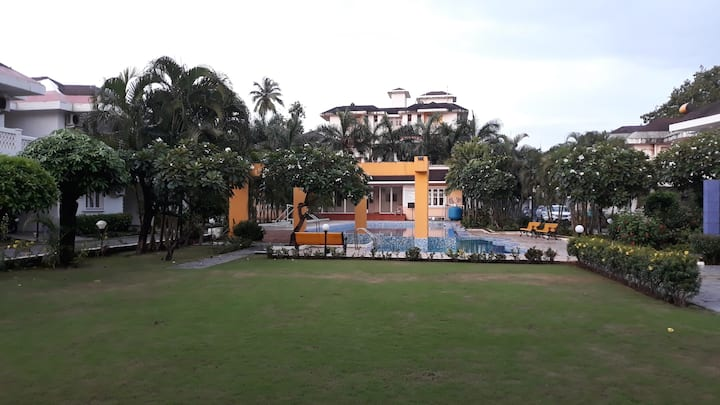 2 BR Holiday Home near Colva Beach