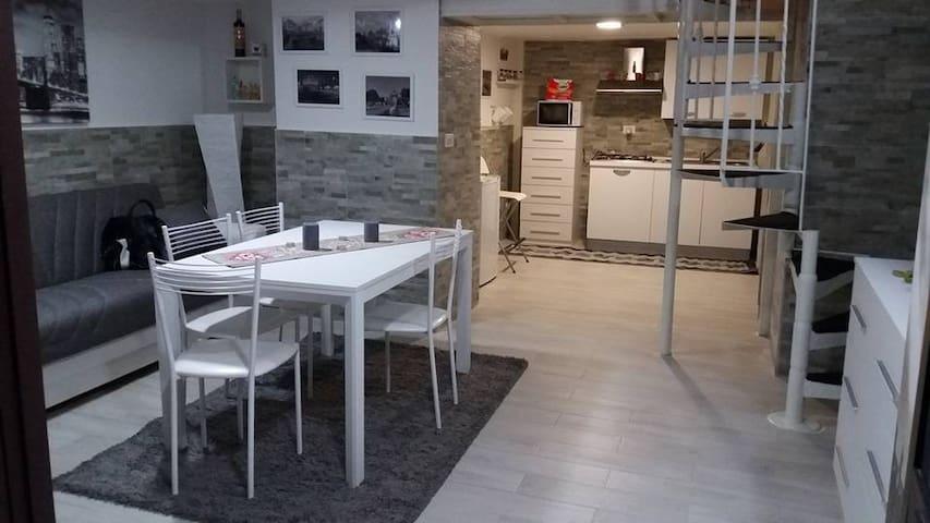 appartamento nel cuore di Catania