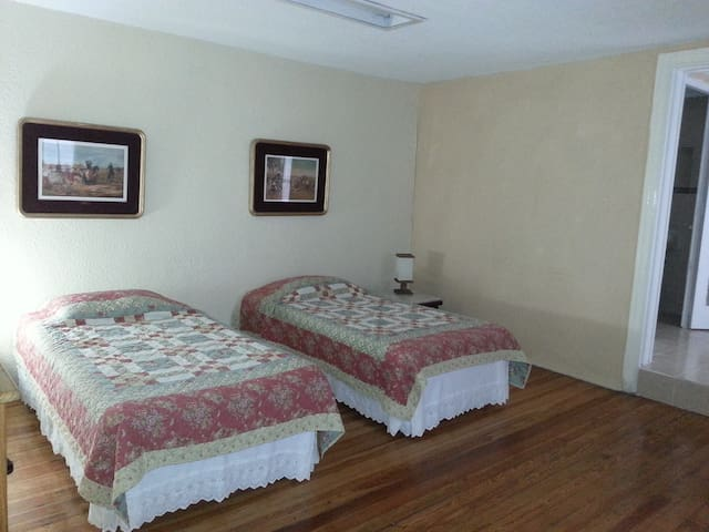 Te haremos sentir como en tu casa - Mexico City - Bed & Breakfast