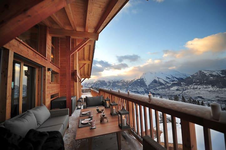 Endymion - a luxury alpine chalet