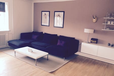 Cozy penthouse in the center of Aabenraa - Aabenraa - Apartament