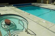 Pool & Hot Tub.