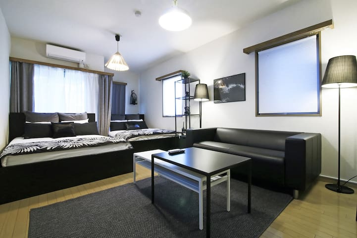 Near Shibuya Crossing & JR Station 5min S103