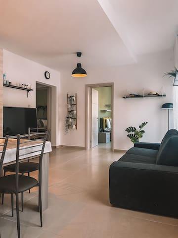 3 bedrooms  cozy apartment